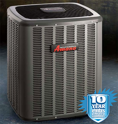 Amana air conditioning service and repair