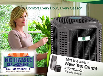 Day and Night Air Conditioners and home cooling products