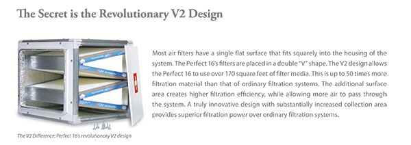 IQ-air 16 perfect indoor whole house air clenaing system