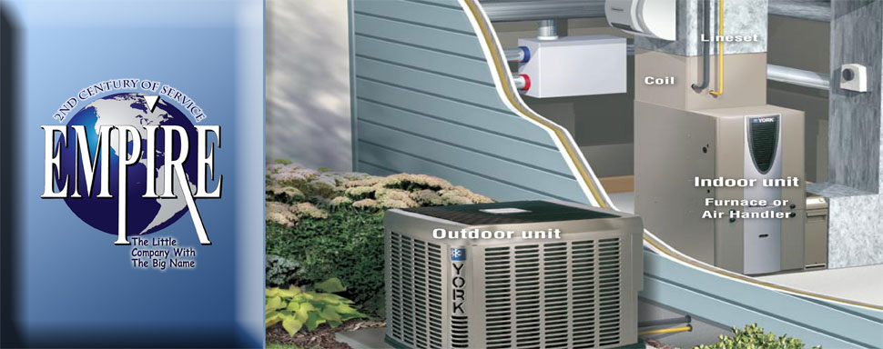Save on York air conditioning installation